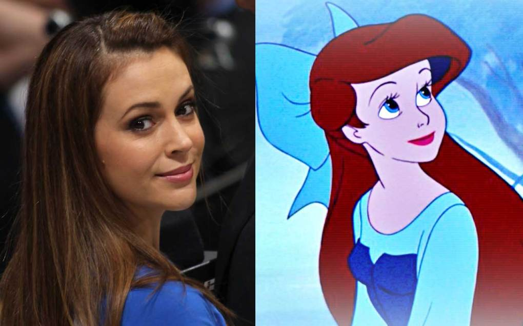 alyssa-milano-little-mermaid