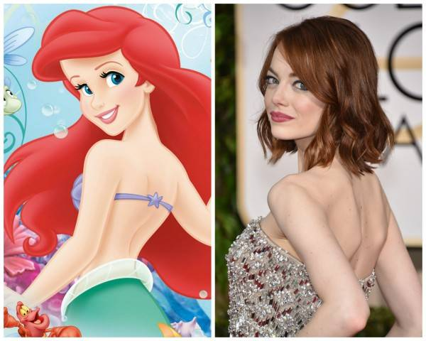 Emma-Stone-little-mermaid-ariel