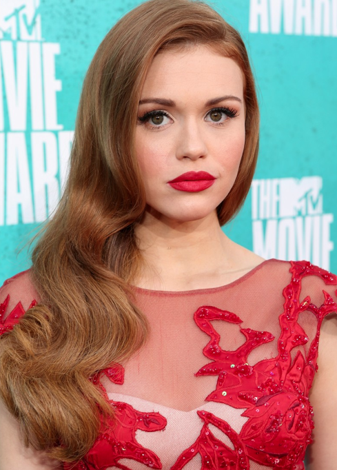 Holland-Roden-little-mermaid