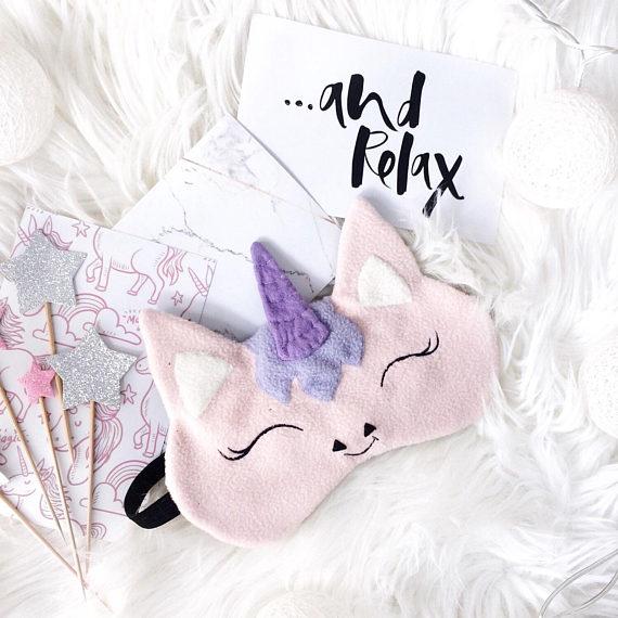 pink-unicorn-sleeping-eye-mask
