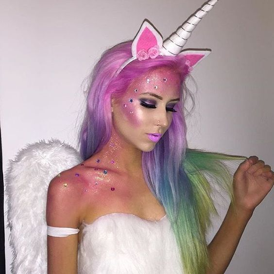 amythemermaidx unicorn halloween costume