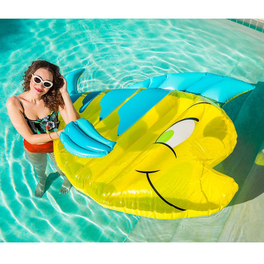 Flounder-pool-float