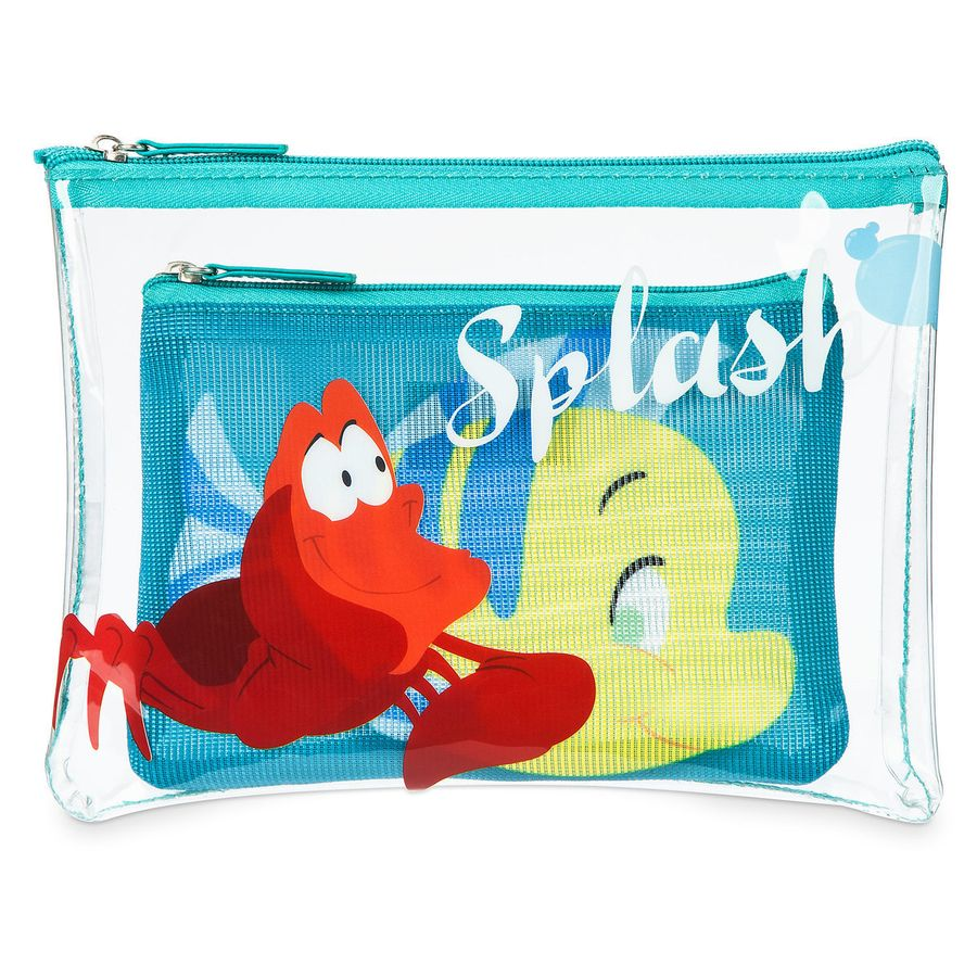 Little-Mermaid-pouch-set