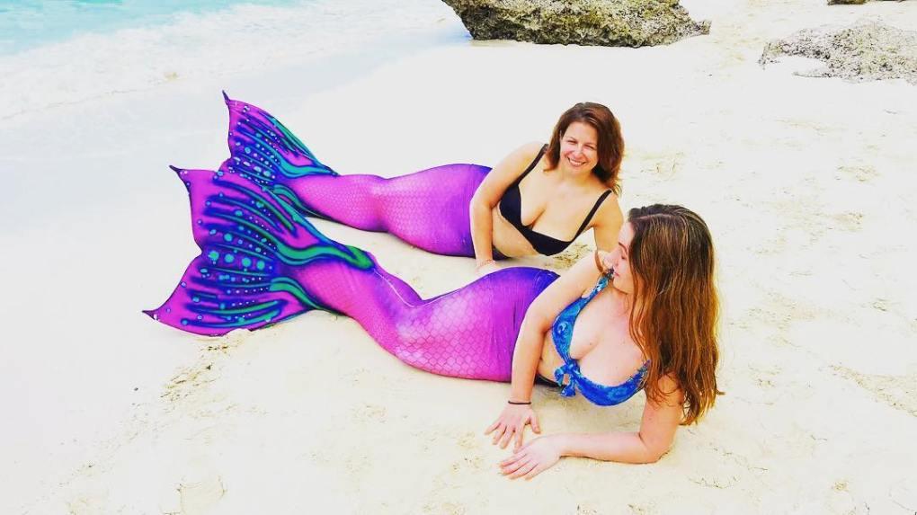 Philippine-Mermaid-Swimming-Academy-fabric-tail