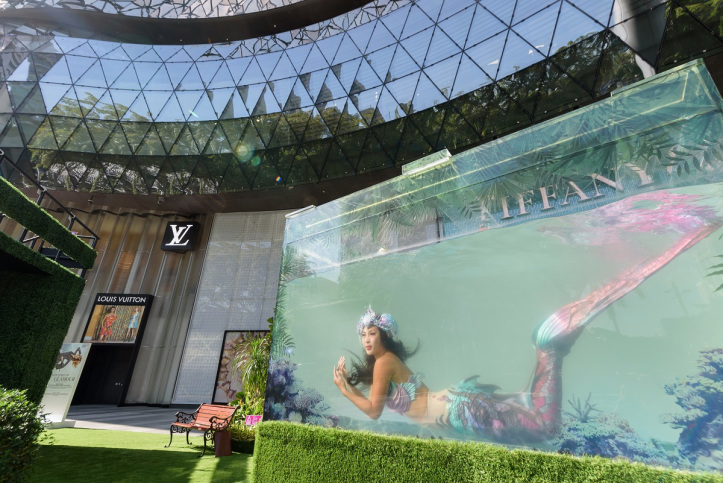 63f0f4371d Catch a mermaid at Singapore s ION Orchard this April! – Unicorn Mermaid