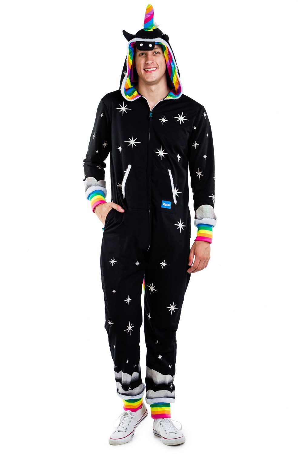 TipsyElves-Mens-black-unicorn-jumpsuit-07